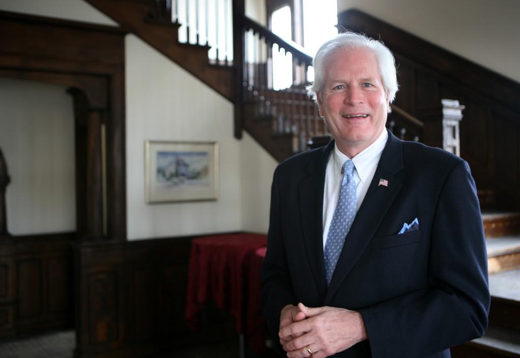 Dave Nelson, resident of Barrington for over 40 years