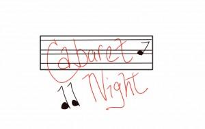 Cabaret Night 2015