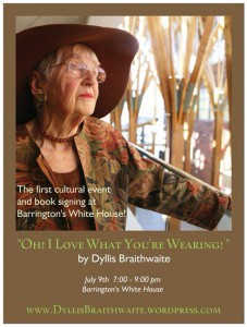 Author Dyllis Braithwaite