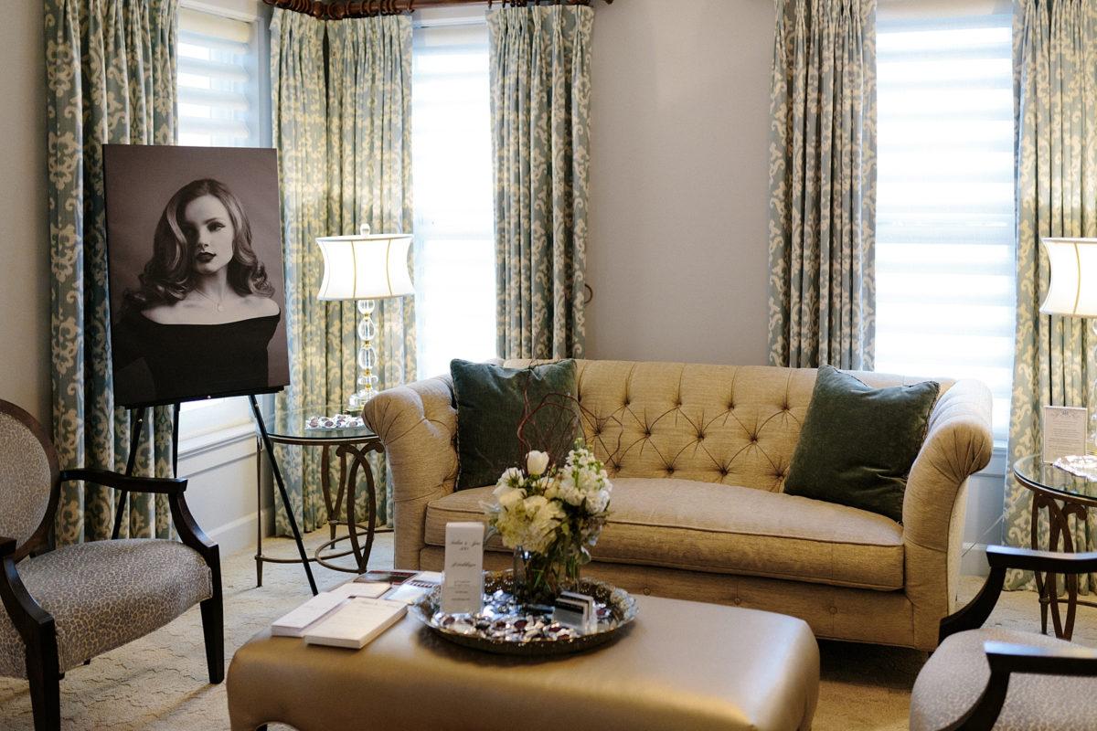 Bride's Room at Barrington's White House