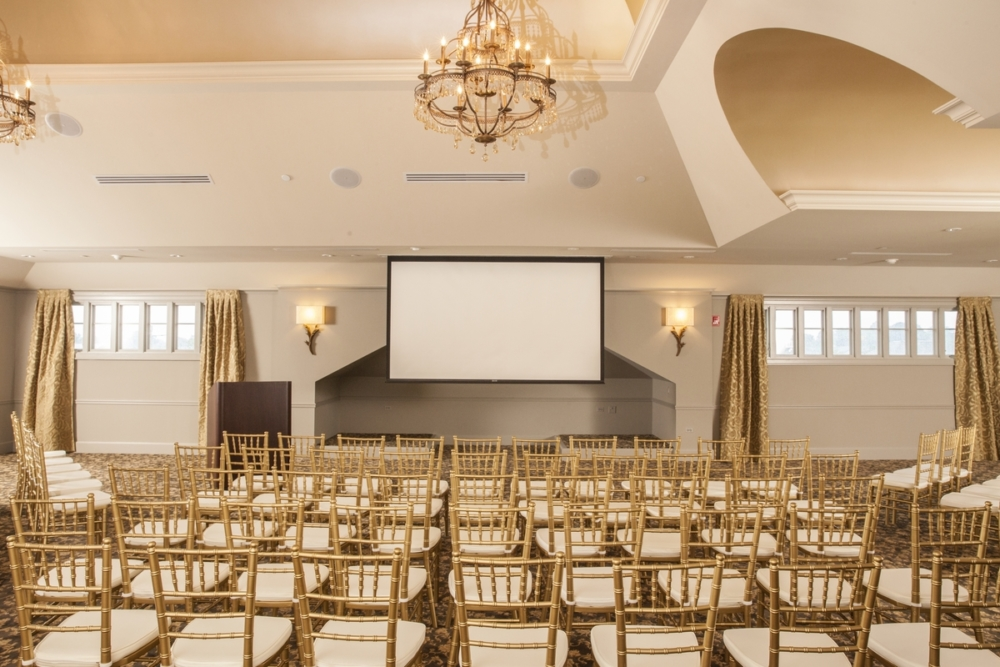Barrington White House ballroom