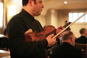 Vadim Gluzman, Recipient of the Stradivari Society of Chicago Award by Mary Galvin