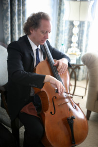 Barrington White House cultural event cello