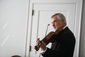 Barrington White House violin