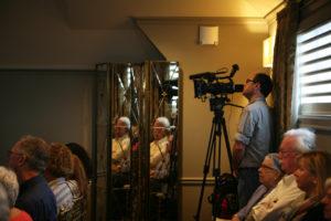 Barrington White House video production