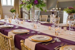 Barrington White House wedding ballroom