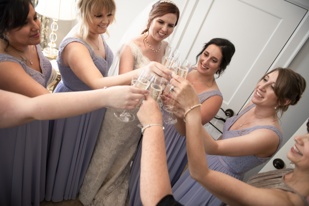 Bridal Suite at Barrington's White House