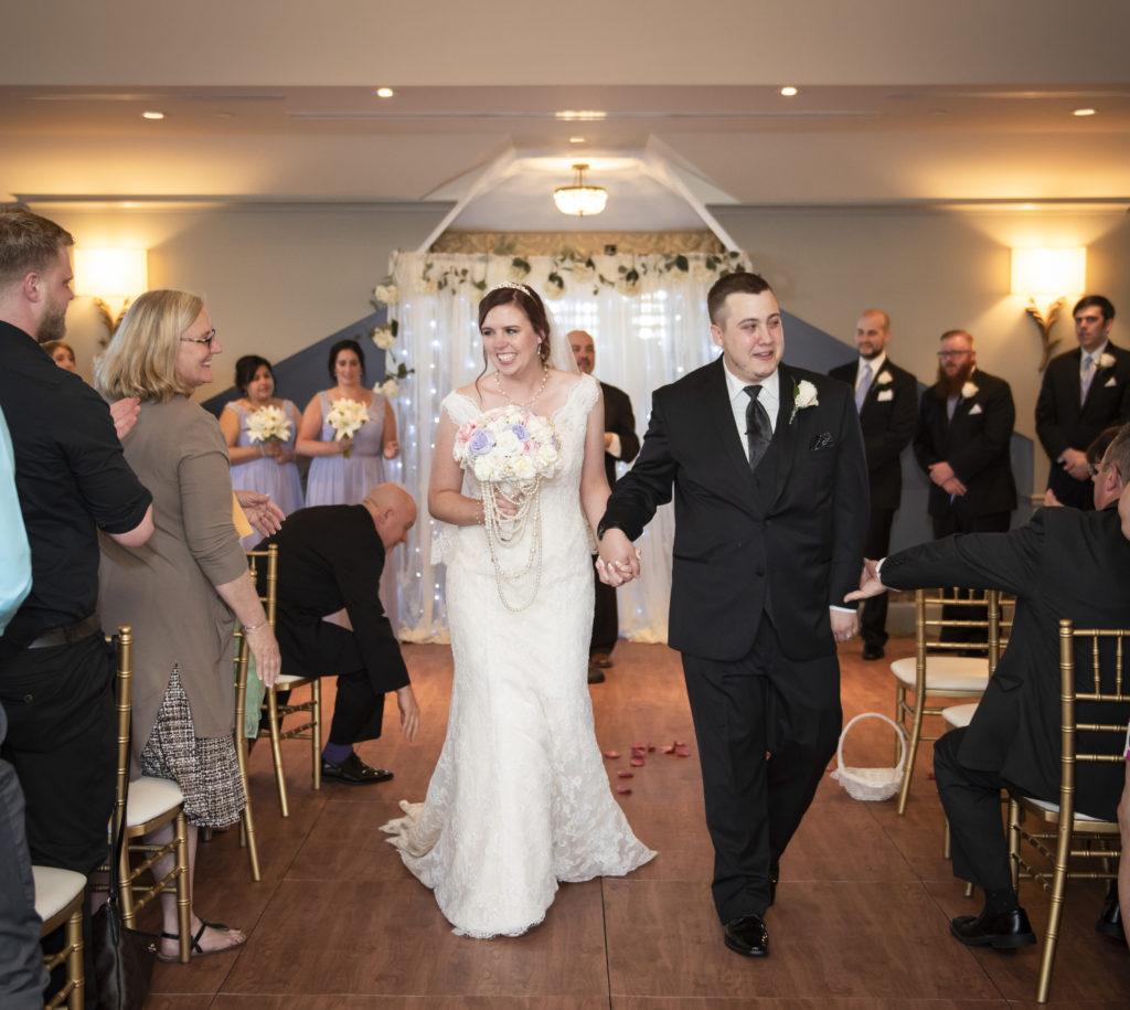 Wedding Ceremony Venue at Barrington's White House