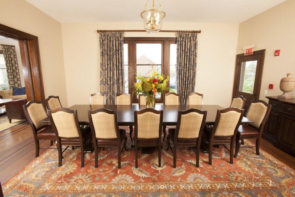 corporate meeting amenities