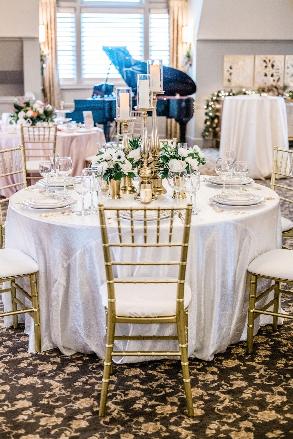 Wedding Reception in Barrington