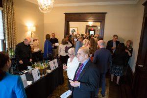 Barrington's White House reception