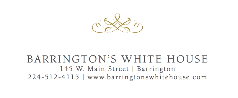 Barrington's White House