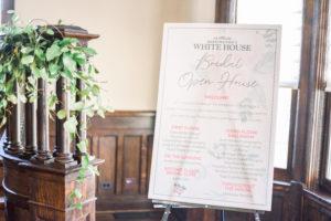 bridal open house