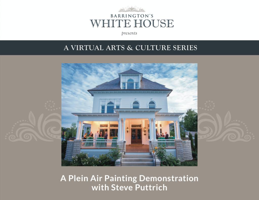 Barrington's White House Virtual Arts and Culture