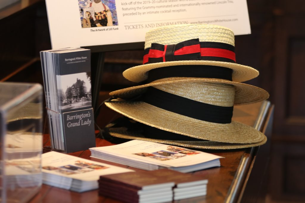 Docent Hats