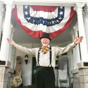 barringtons white house fourth of july independence day