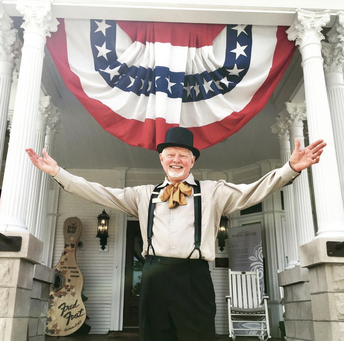 fourth of july barrington's white house virtual arts and culture