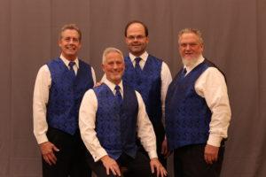 Geneva Barbershop Quartet