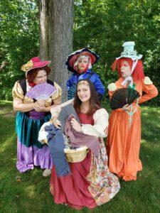 Cinderella, fairy tales, theater, children's musical
