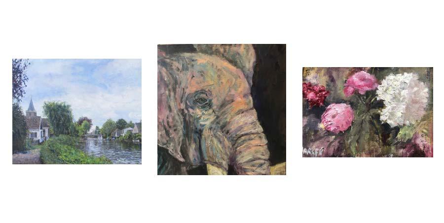 Impressionist Art, Animal Art, Floral Art, painting, Piet Mondrain