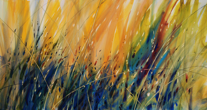 Michael Ireland, Art, Artist, Painting, Watercolor, Landscapes