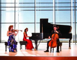 Lincoln Trio, Piano, Cello, Violin, Classical Music