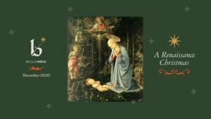 Reniassance, Christmas Carols, Christmas Music, Vocal Chamber Music