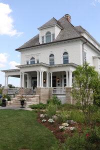 Barrington White House historic mansion