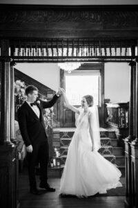 Barrington White House wedding
