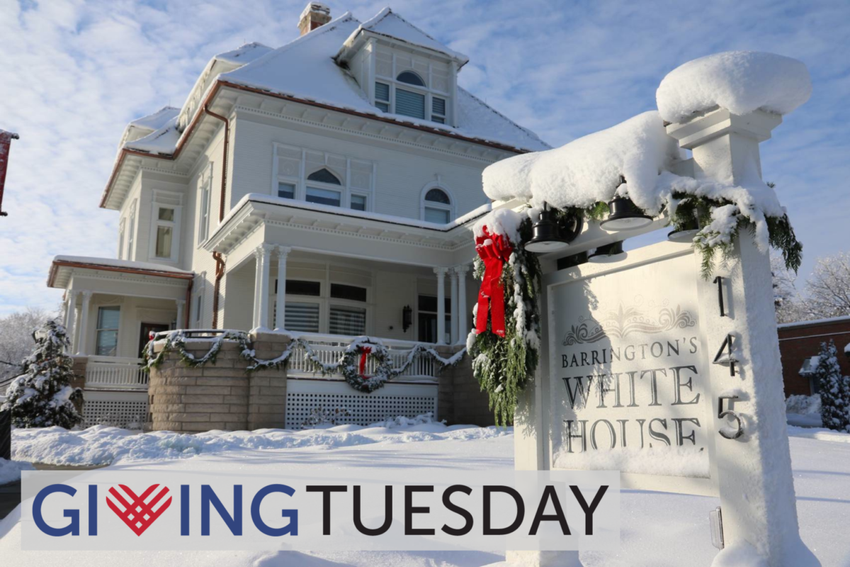 Barrington's White House Giving Tuesday