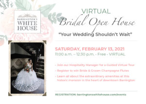 bridal open house in Chicago Illinois